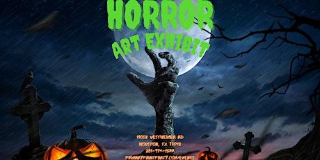 Horror Art Exhibit tickets