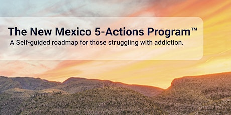 NM 5-Actions Program - Provider Referral Informational Training tickets