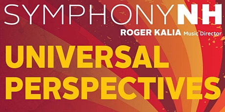 Universal Perspectives tickets