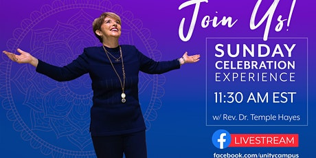 Sunday Celebration Service LIVE In-Person tickets