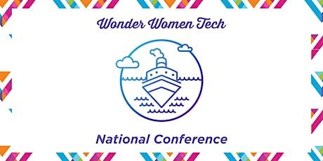 Wonder Women Tech HYBRID National Conference tickets