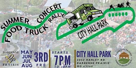 Summer Concert & Food Truck Rally - (No Ticket Needed) tickets
