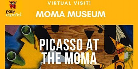 Free Virtual Guided Tour in Spanish: Picasso at the MOMA Museum - 04/17 tickets