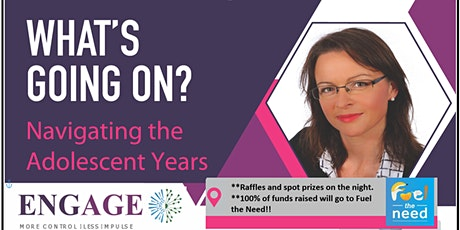 What's Going On - Navigating the Adolescent Years tickets
