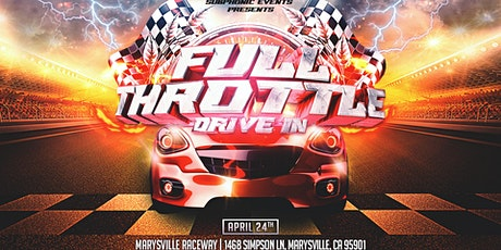 Full Throttle Drive In ft SAYMYNAME, JSTJR, & More! tickets