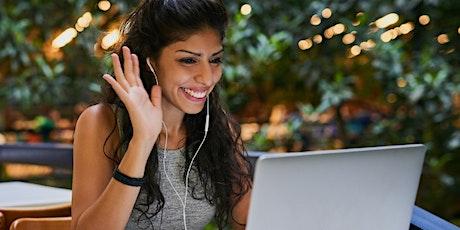 WebEx Effective Virtual Facilitation tickets