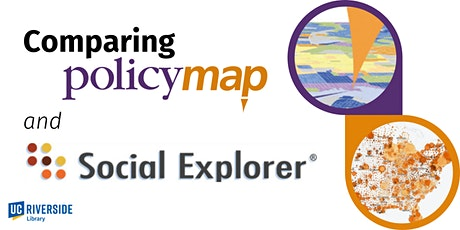 Comparing PolicyMap and Social Explorer tickets