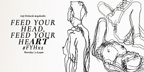 Feed Your Head, Feed Your Heart - Life Drawing Class tickets
