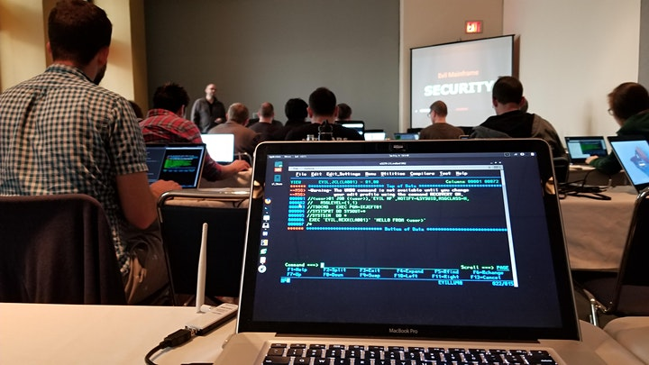 Evil Mainframe Training  ONLINE! image
