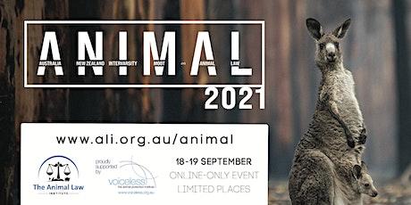 Australia New Zealand Intervarsity Moot on Animal Law (ANIMAL) 2021 tickets