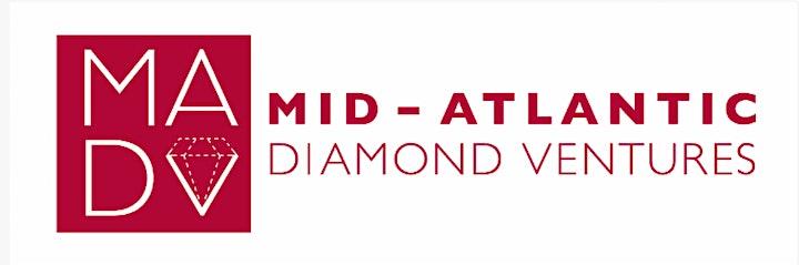 Mid-Atlantic Diamond Ventures Fall 2021 Virtual Venture Forum image