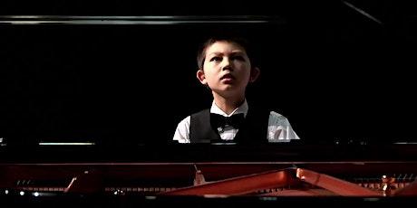 Ryan Huang, piano - Sound Espressivo Laureates' Recital tickets