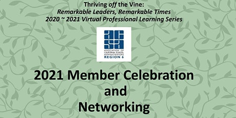ACSA Region 6 2021 Membership Celebration and Network Event tickets