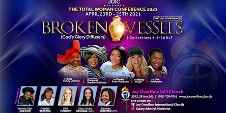 2021 Total Woman Conference tickets