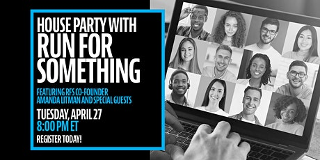 House Party with Run for Something! tickets