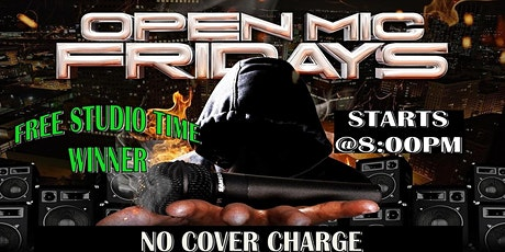 Open Mic Friday's tickets