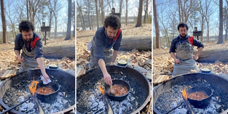 Cooking Outdoors with Justin Shoults tickets
