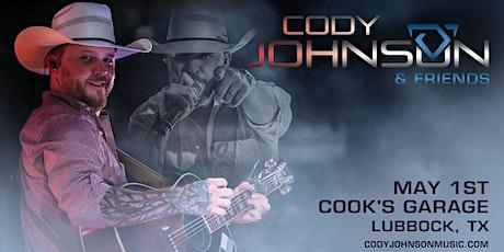 Cody Johnson tickets