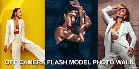 Off Camera Flash Model Photo Walk with Zachery Davis tickets