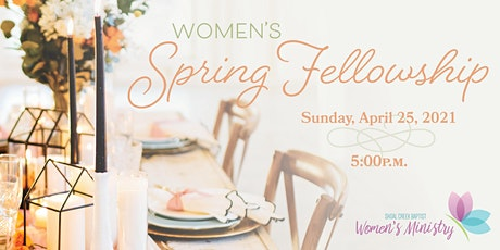 Spring Fellowship tickets