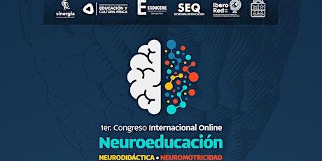 1er Congreso Internacional online en Neuroeducación boletos