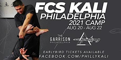 FCS Kali Pennsylvania Camp 2021 with Tuhon Ray Dionaldo tickets