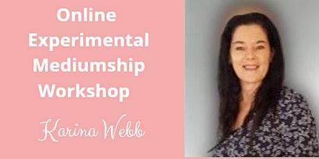 Online Experimental Mediumship Workshop tickets
