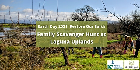 Earth Day 2021: Restore Our Earth Family Scavenger Hunt at Laguna Uplands tickets