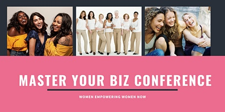 Master Your Biz Online Conference (Fall) tickets