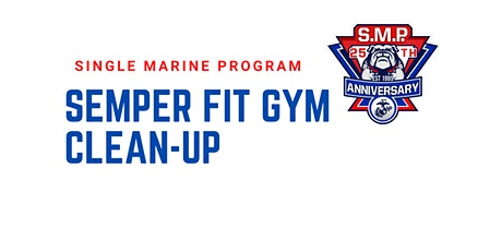 SM&SP Semper Fit Gym Clean-up tickets