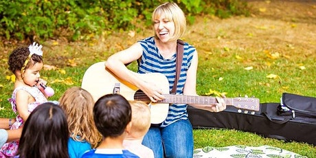 Early Childhood Music Experience  - Virtual Benefit (infant - 4 ) tickets