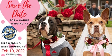 Canine Wedding at Greenville Animal Care tickets