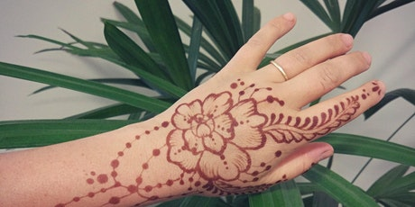 Henna design workshop for beginners tickets