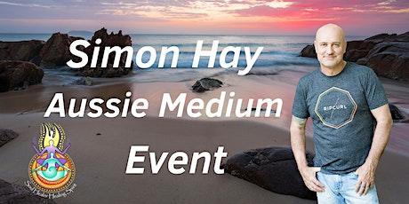 Aussie Medium, Simon Hay at The Alma Hotel in Willunga, SA tickets