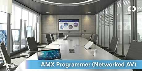 CHC | AMX Programmer (Networked AV) tickets