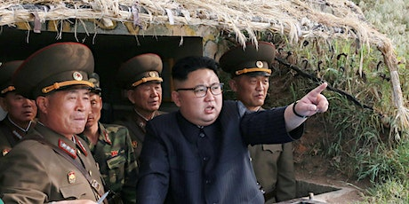 Fear and Insecurity: Addressing North Korean Threat Perceptions tickets