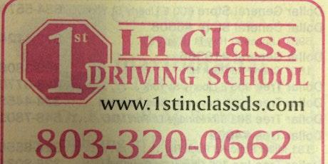 Teen Driver Training Class tickets