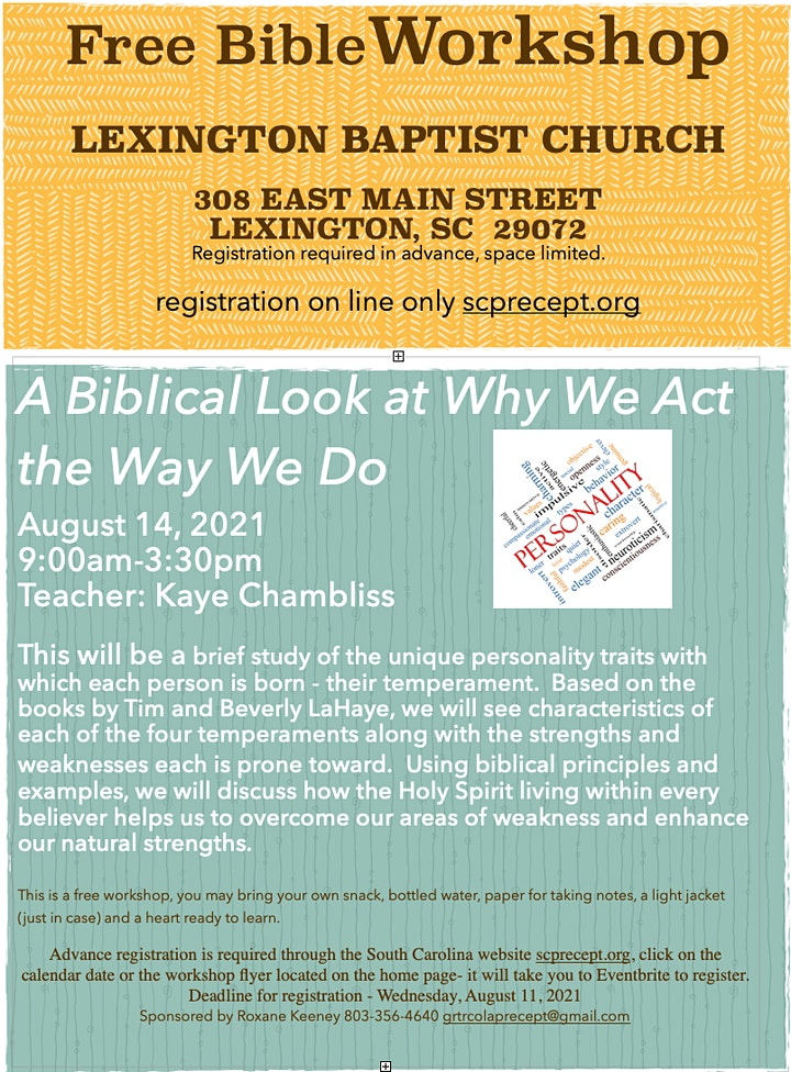 A Biblical Look at Why We Act the Way We Do image