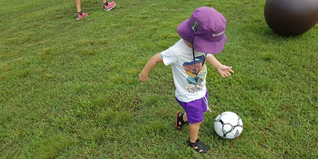 Get Moving! Physical Activity Ideas for 0-5 years tickets