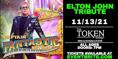 Captain Fantastic (Elton John Tribute) at Token Lounge tickets