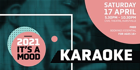 2021 It's a Mood: Karaoke Competition tickets