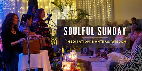 Soulful Mantra Meditation & Spiritual Wisdom tickets