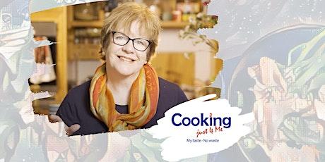 Cookingjust4Me, my taste, no waste tickets