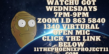 Watchu Got Wednesdays! tickets
