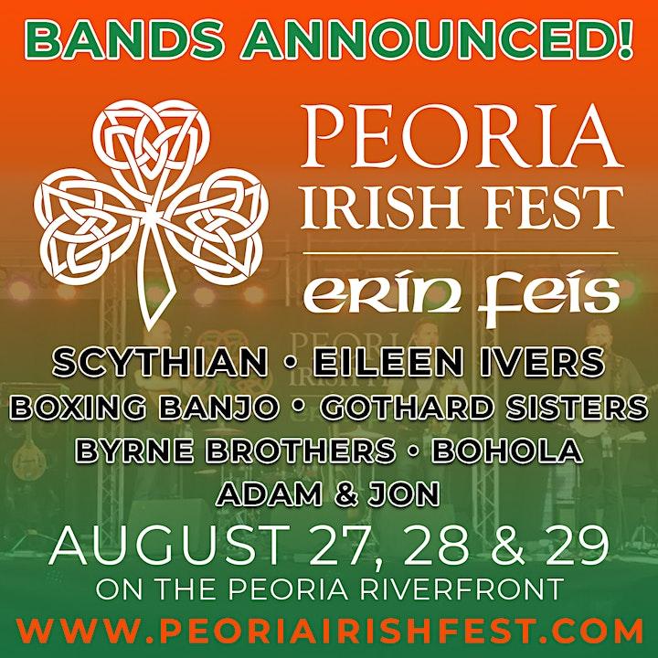 Peoria Irish Fest - Erin Feis image