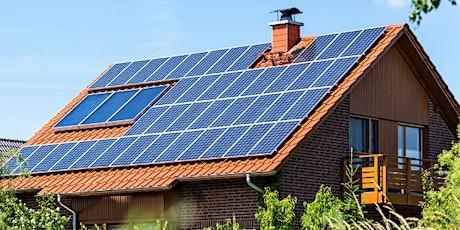 Clean NRG Solar  battery storage workshop tickets