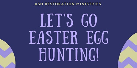 Copy of Easter Egg Hunt tickets