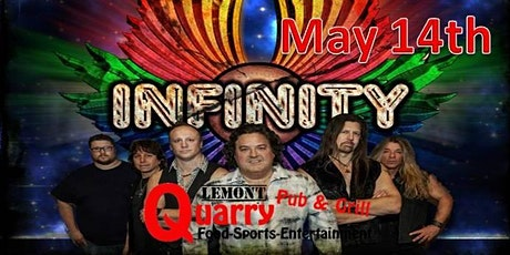 INFINITY - The Ultimate Tribute to Journey, Bon Jovi, Boston and more! tickets