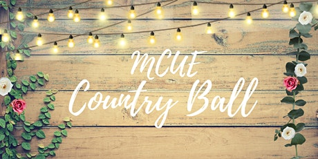 MCUE 2021 Country Ball tickets