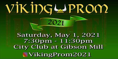 CabCo Viking Prom 2021 tickets